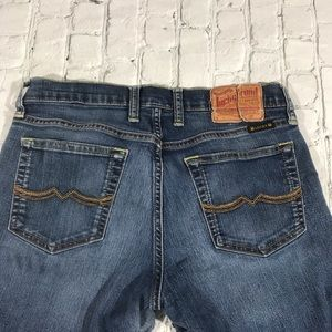 Lucky Brand Jeans - LUCKY BRAND SWEET N STRAIGHT JEAN JEANS 4 short 27